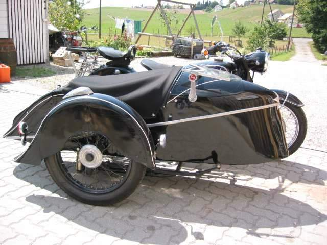 BMW R 60/2 with Sidecar technical specifications